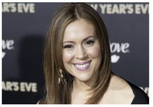 Alyssa Milano struggles to remain in the public eye by being ridiculous and outrageous.