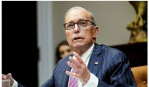 Kudlow Says $600 Unemployment Boost Unlikely to Be Extended