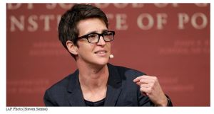 A Judge Rules Rachel Maddow is a Fake News Fabulist and Not a Journalist, Affirming What Most of us Already Knew.