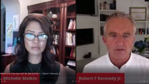 Michelle Malkin speaks with RFK Jr. about plandemic-era censorship & the targeting of vaccine dissidents. Then she speaks with a power panel of advocates & whistle blowers about battling Bill Gates and Big Pharma.
