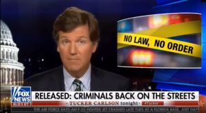 Tucker Carlson & Heather MacDonald on Democrats Releasing Criminals and Uneven Enforcement of the Law.