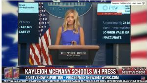 WH Press Sec Kayleigh McEnany SCHOOLS WH Press on Mail-In-Voter Fraud!