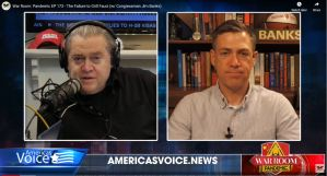 America's Voice News War Room:  Pandemic Episode 173