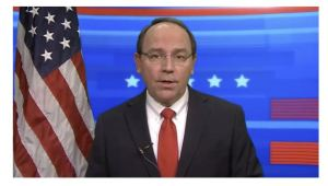 Republican Tom Tiffany Defeats Dem Zunker in Wisconsin Special Election