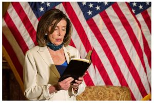 EXCOMMUNICATED CATHOLIC NANCY PELOSI REMINDS US THAT EVEN SATAN CAN QUOTE SCRIPTURE