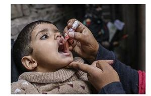 WHILE YOU ARE FOCUSED ON RIOTS: Global Vaccine Summit