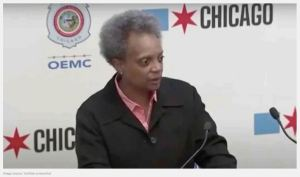 Left-wing Chicago mayor says law-abiding gun owners shouldn't use guns for self-defense amid rioting: 'If there's a problem, call 911'