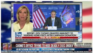FOX Exposes Killer Cuomo's Office Trying to Hide DEADLY Exec Order.  Again.