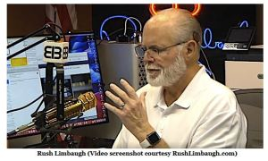 Limbaugh: Rioters 'are paid, and they are laying in wait'