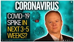 Will We See A Covid-19 Spike In The Next 3-5 Weeks?