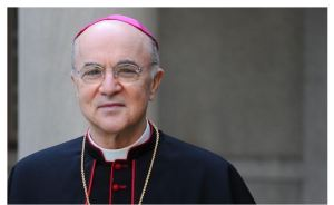 Archbishop Viganò's powerful letter to President Trump: Eternal struggle between good and evil playing out right now