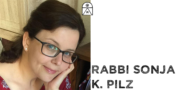 A picture of Rabbi Sonja K Pilz.