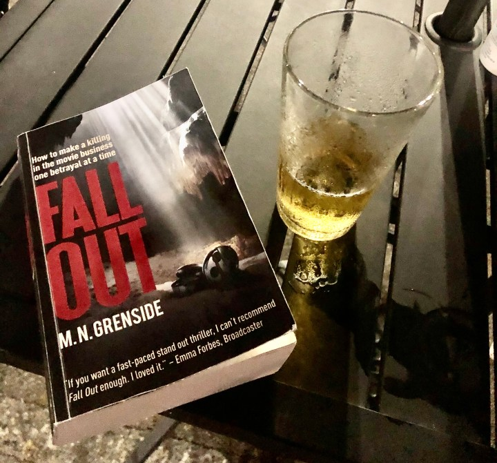 Book Review: FALL OUT by M. N. Grenside
