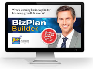 Jian Biz Plan Builder business plan software