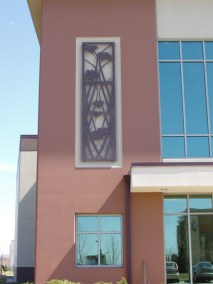 Facade Architectural Accent Piece