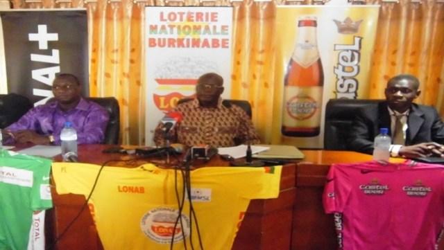 La présidence du comité d'organisation du Tour du Faso 2015