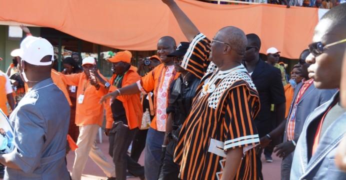 Le président Roch Marc Kabore pourra compter sur le PAREN pour faire passer ses loi à l'Assemblée nationale