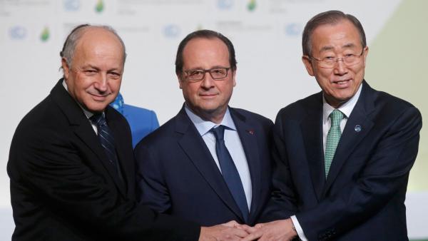 Ces 3 dirigeants que sont Laurent Fabius, François Hollande et Banki-moon doivent peser de tout leur poids dans ces négociations climatiques