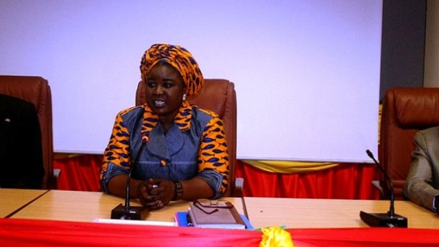 Amina Billa est également mal lotie