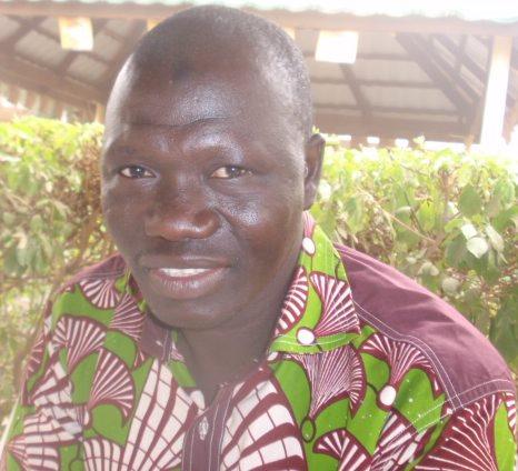 Adama Wya, chargé des projets, programmes et partenariat du RENAPEE, a participé activement à la COP21 à Paris