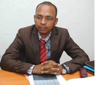 Tahirou Barry, ministre de la culture, des arts et du tourisme