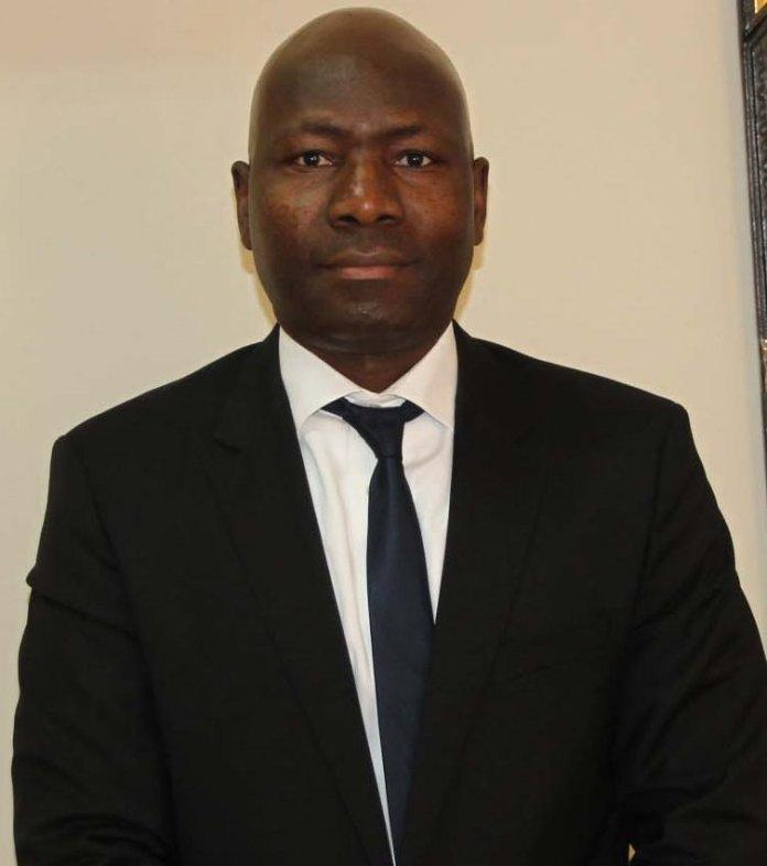 Cheick Fantamady Kanté, nouveau représentant-résident de la Banque mondiale au Burkina