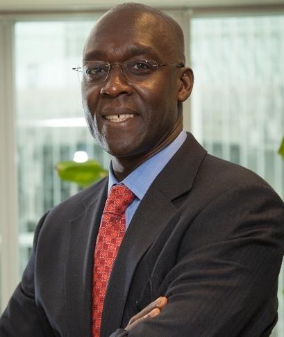 vice-président de la Banque mondiale pour l'Afrique subsaharienneMakhtar Diop,