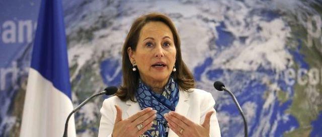 La présidente de la COP21, Ségolène Royal, à l'avant-garde de la lutte pour la signature de l'accord de Paris sur le climat