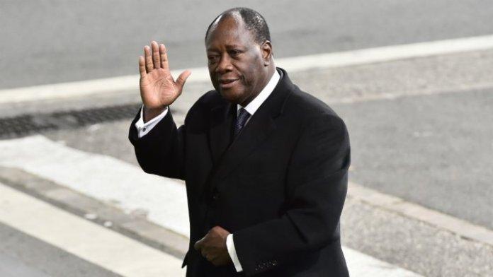 Le président Alassane Ouattara a exprimé ses réserves le retrait des africains de la CPI