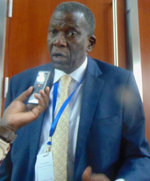 Cheick Oumar Sissoko, secrétaire général de la FEPACI, est très engagé dans la promotion du cinéma africain