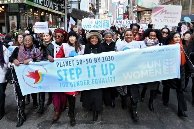 L'égalité homme-femme est cœur de la commémoration de la JIF en 2016