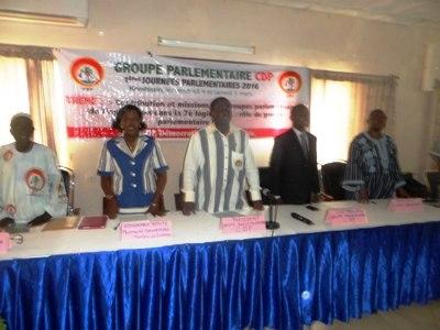 Les responsables du groupe parlementaires souhaitent la libération des prisonniers politiques dans le cadre de la réconciliation nationale