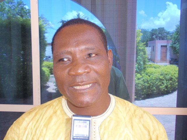 Secrétaire exécutif Mogbanté Dam