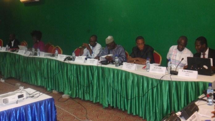 Le GWP-AO est une organisation de la société civile dont les résultats sur le terrain sont ici salués par la partie burkinabè