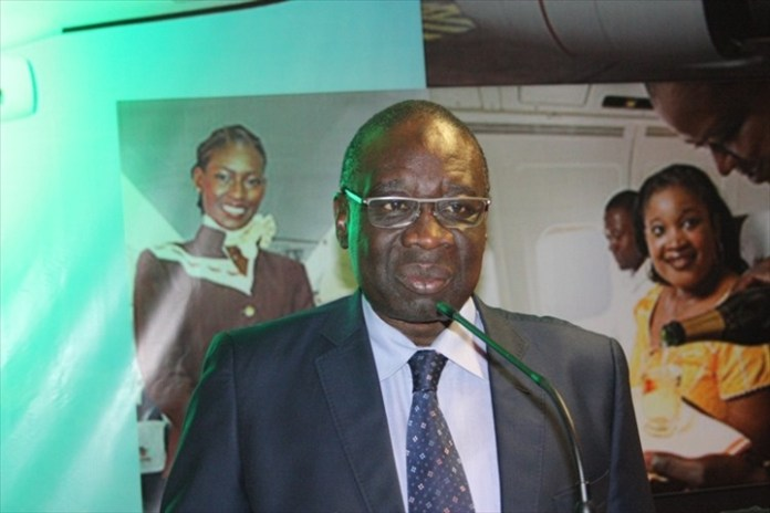 Le Burkinabè Mamady Sanoh vient d'être porté à l'Association des transporteurs aériens francophones