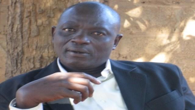 """Nekré Michel Yaméogo, président national du Cercle des Jeunes pour l""""Alternance et la Démocratie"""