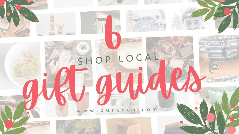 6 Shop Local YXH | Holiday Gift Guides | Medicine Hat, Alberta | www.burknco.com
