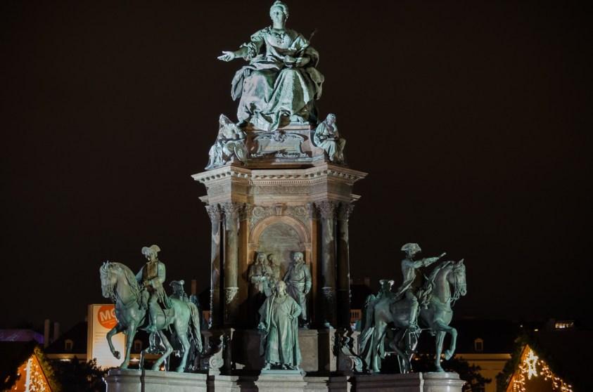 Maria-Theresien-Platz, Vienna