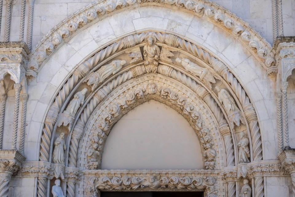 Cathedral of Saint James, Šibenik, Croatia