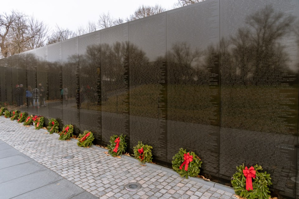 Vietnam Veterans Memorial, Washington, DC