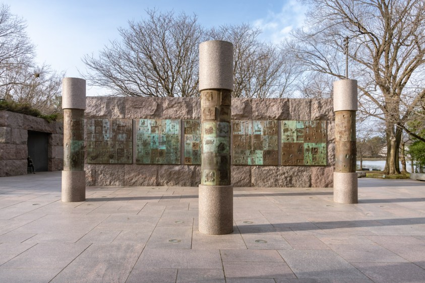 Franklin D. Roosevelt Memorial, Washington, DC