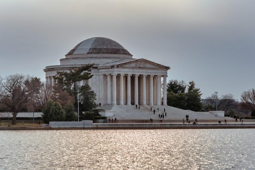 Jefferson Memorial, Washington, DC