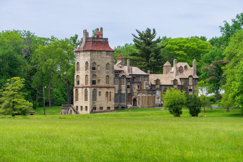 Fonthill Castle, Doylestown, PA