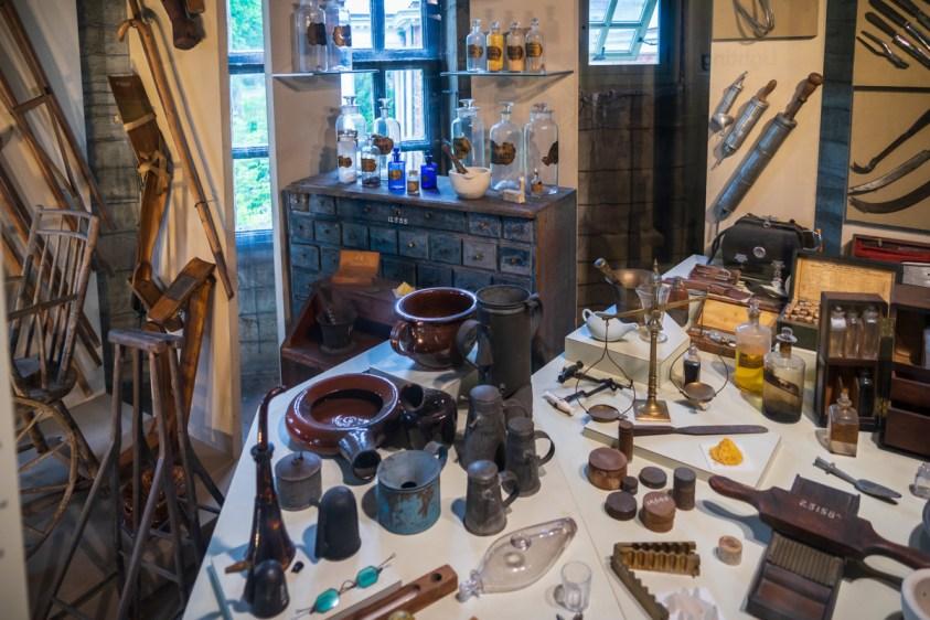 Mercer Museum, Doylestown, PA