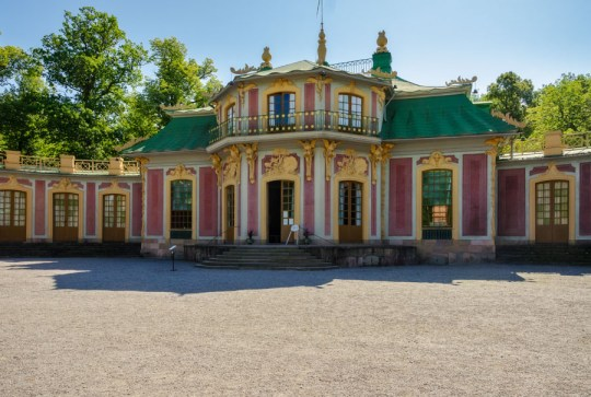 Chinese Pavilion, Drottningholm Palace, Stockholm