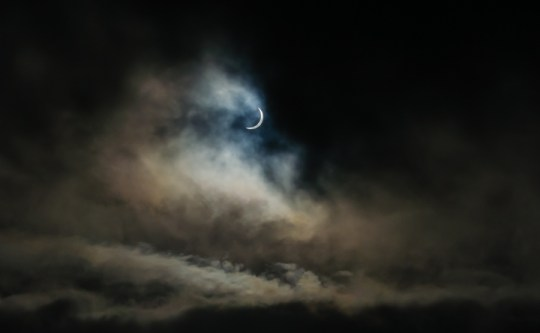 Solar Eclipse, March 20, 2015