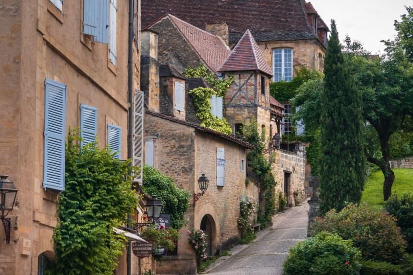 Sarlat-la-Canéda, Dordogne, France
