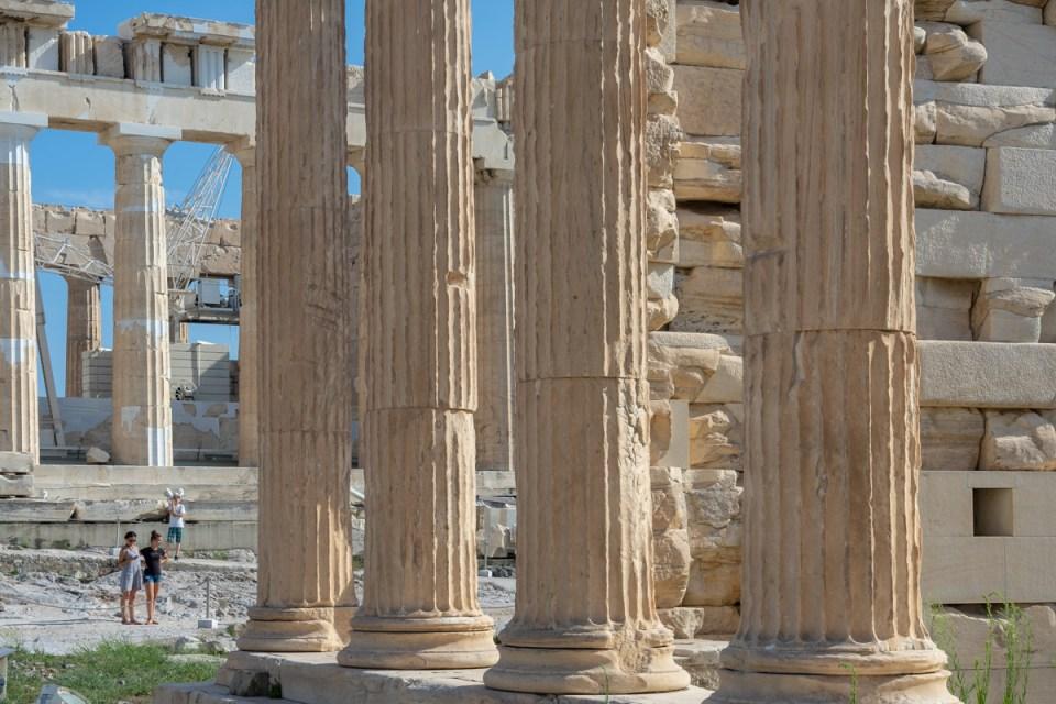 Acropolis, Athens