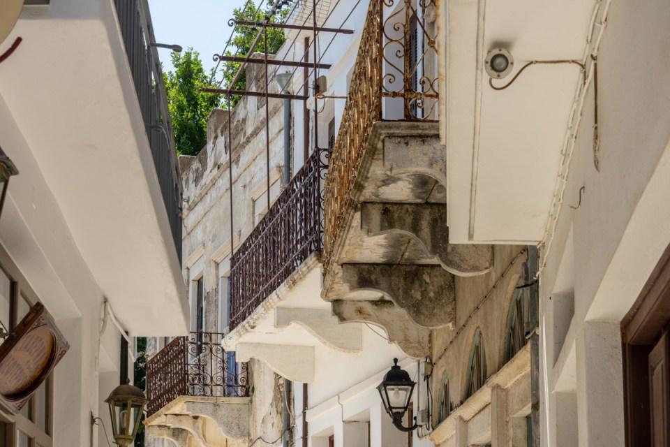Aperanthos, Naxos