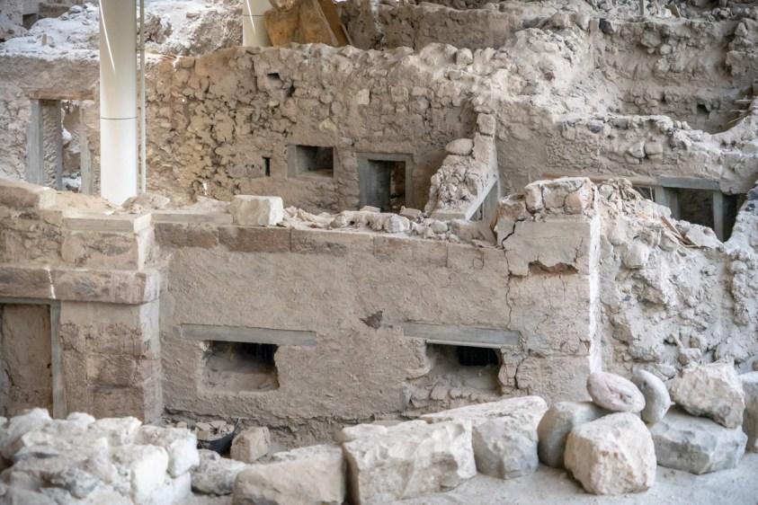 Akrotiri Archaeological Site, Santorini
